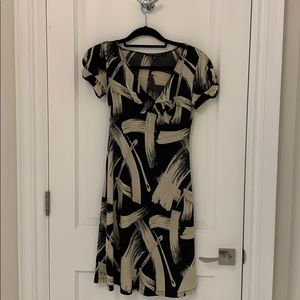 Sandra Augelozza Silky dress